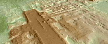 Lidar aide à découvrir une ancienne structure maya d'un kilomètre de long