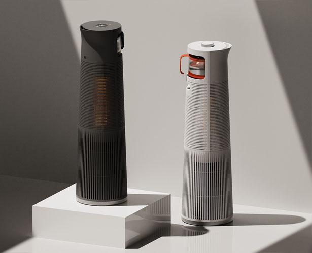 Heattle – Un étonnant concept d'humidificateur d'air 1