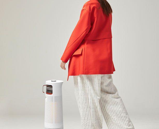 Heattle – Un étonnant concept d'humidificateur d'air