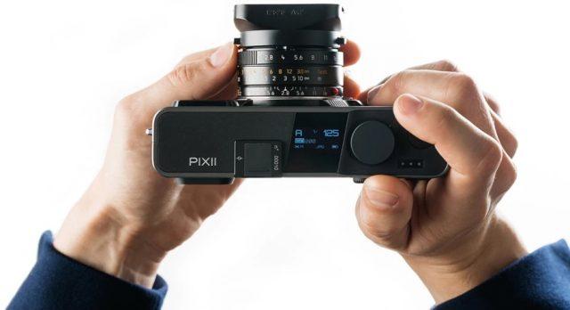 Pixii – Un appareil photo numérique sans écran 1