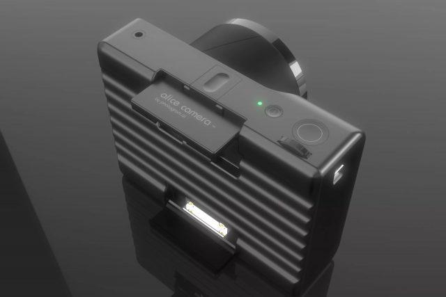 Alice Camera intègre un capteur MFT, l'intelligence artificielle et le contrôle des smartphones 1
