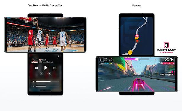 LG Wing – Un smartphone multi-écrans avec fonction de pivotement 1