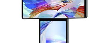 LG Wing – Un smartphone multi-écrans avec fonction de pivotement