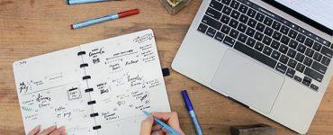 SORA – L'organiseur papier réutilisable à vie 1