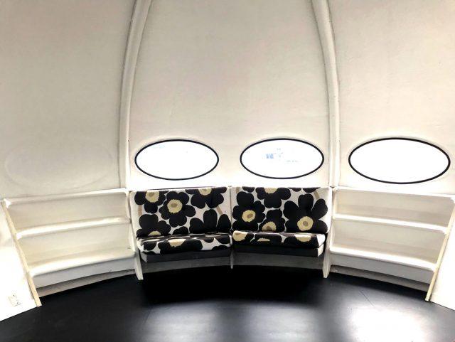 Futuro – La maison futuriste en vente en Nouvelle Zélande 1