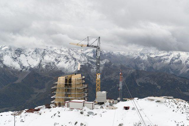 Sasso Nero – Un étrange refuge dans les Alpes Italiennes 3