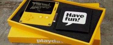 La console Playdate arrivera en grande pompe début 2021