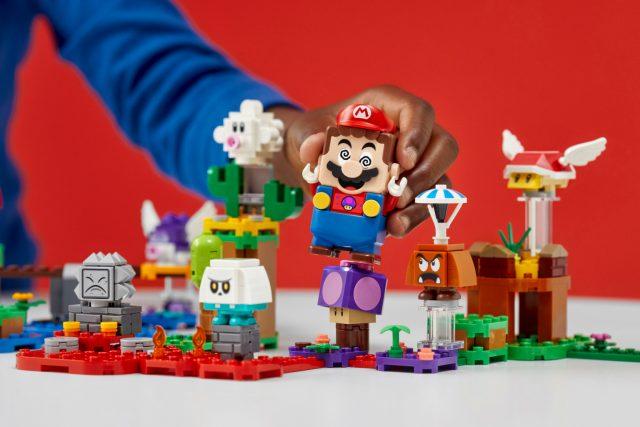 Lego x Super Mario – Outils de personnalisation, nouveaux power-ups Mario 2