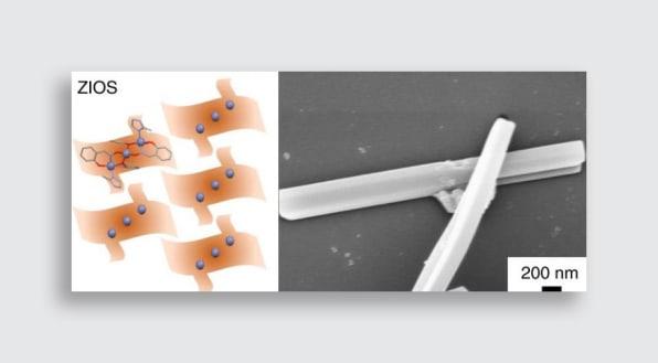 ZIOS permet d'extraire les métaux directement de l'eau 1