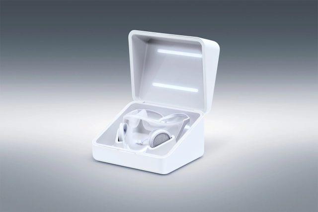 Project Hazel - Razer dévoile un masque transparent réutilisable 2