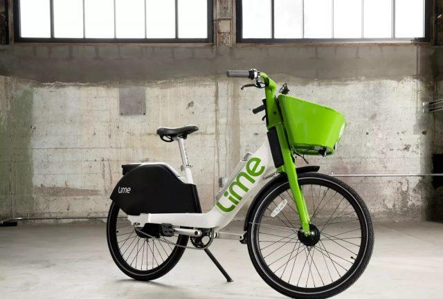 L'e-bike Lime va coûter 50 millions de dollars à la société