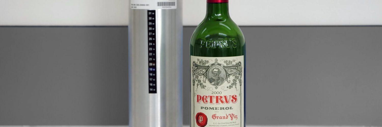 Un vin vieilli dans l'espace pendant un an a été dégusté