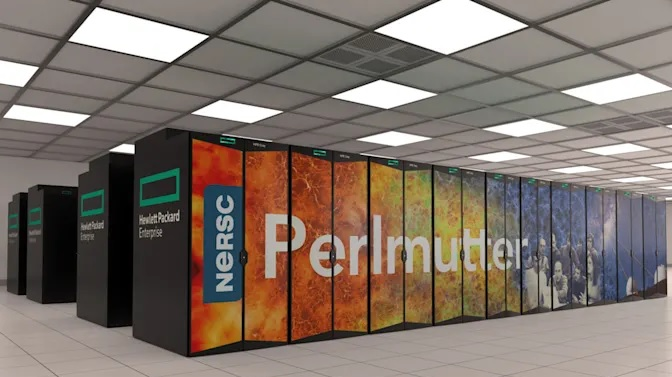 Perlmutter – Ce superordinateur va créer la plus grande carte 3D de l'univers