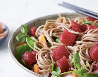 thon végétal Finless Foods