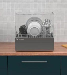 Heatworks ouvre les précommandes pour son lave-vaisselle sans plomberie