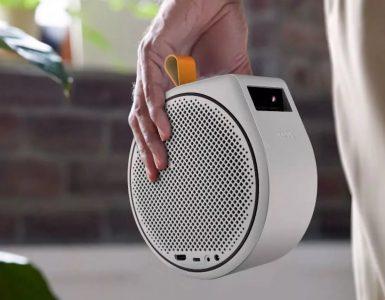 BenQ GV30 projecteur portable doté d'un système de sonorisation