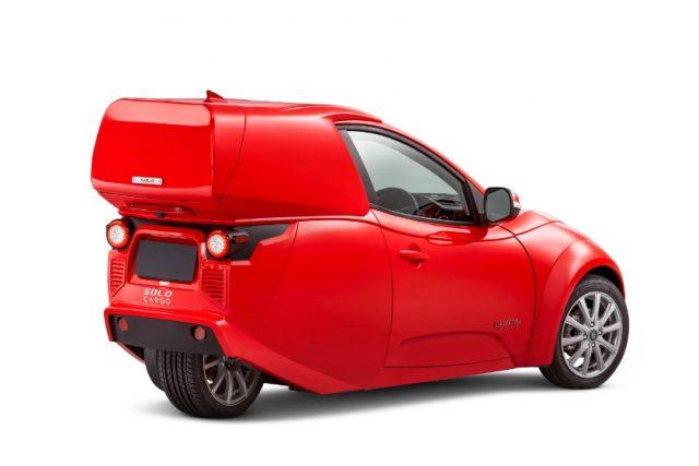 Electra Meccanica véhicule électrique 1