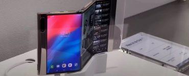 L'écran Flex In and Out de Samsung est désormais fonctionnel