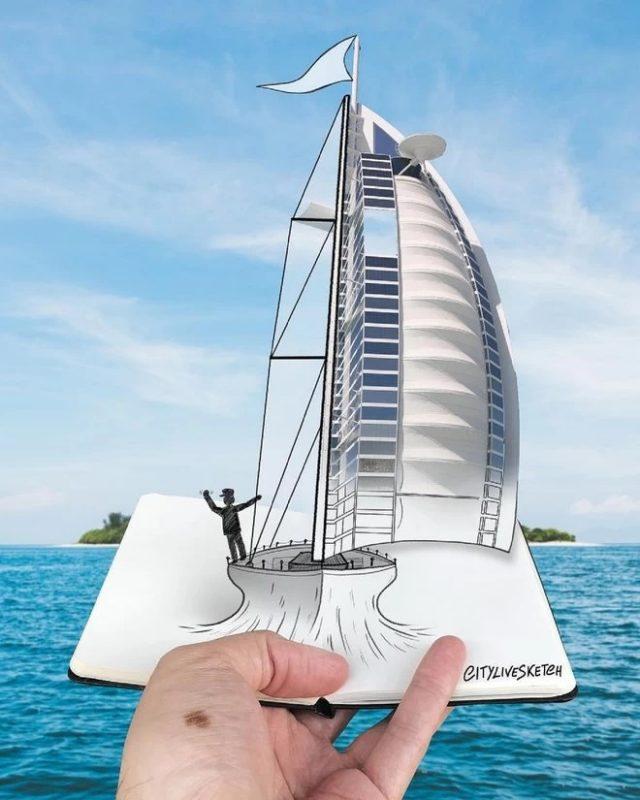 Bâtiment ou bateau