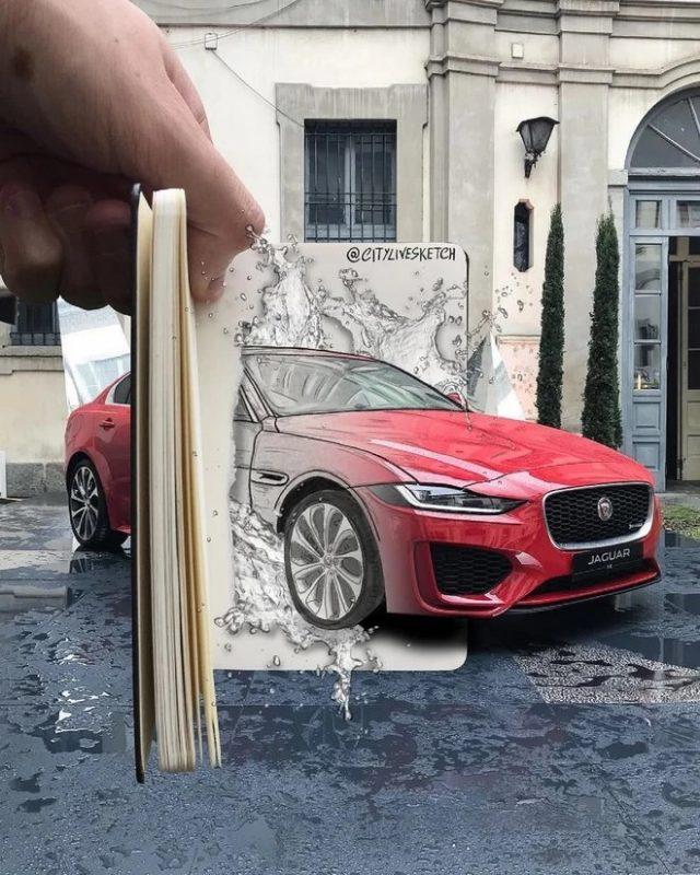 Pietro Cataudella et la Jaguar déchaînée
