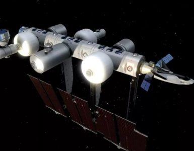 Sierra Space et Blue Origin vont construire un parc commercial dans l'espace
